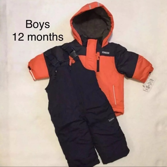 00ec2bd7c OshKosh B gosh Jackets   Coats